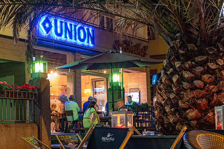 UNION – Table & Tap
