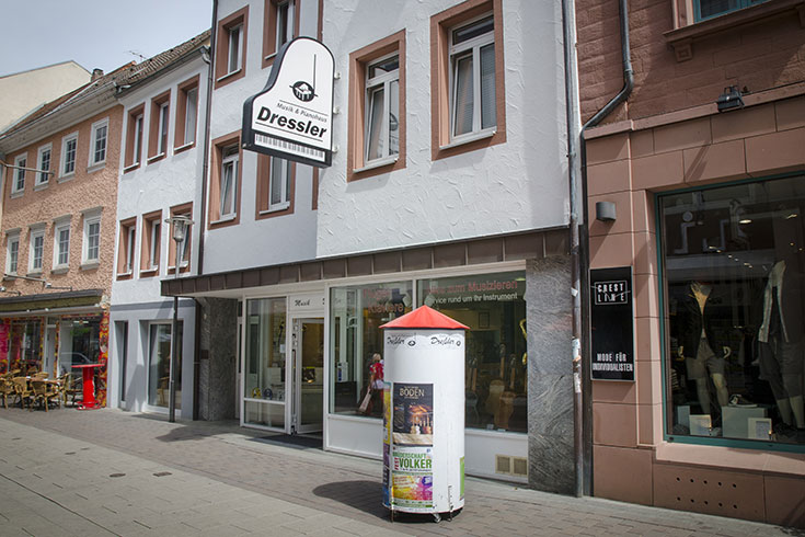Musik Dressler Aschaffenburg