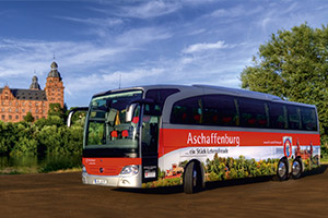 Busanbieter in Aschaffenburg